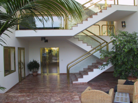 Eingang Bauteil 1